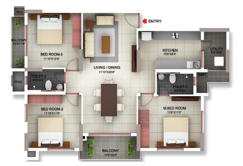 Apartment Floor Plans In Hyderabad plans and layouts - apartments in hyderabad, chennai | pbel city